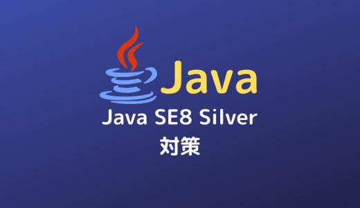 Java SE8 Silverに向けた対策-忘れやすい挙動まとめ