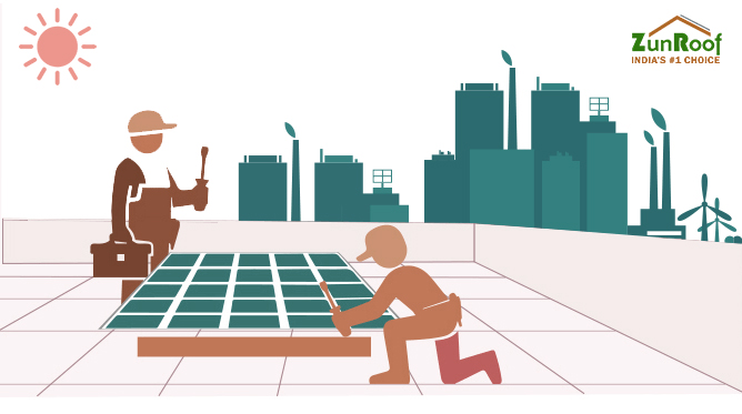 ZunRoof-Going Solar Made Easy