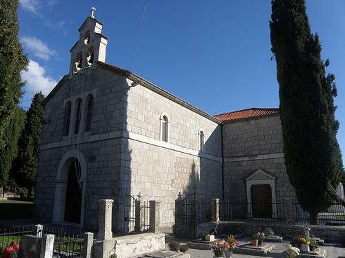 Sveti Ivan Krstitelj-župna crkva u Ponikvama
