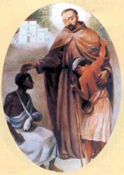 sveti Peter de Betancur - tretjerednik in misijonar
