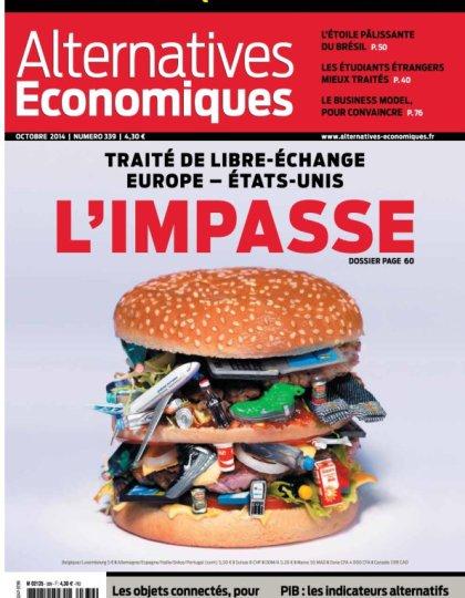 Alternatives Economiques N°339 Octobre 2014