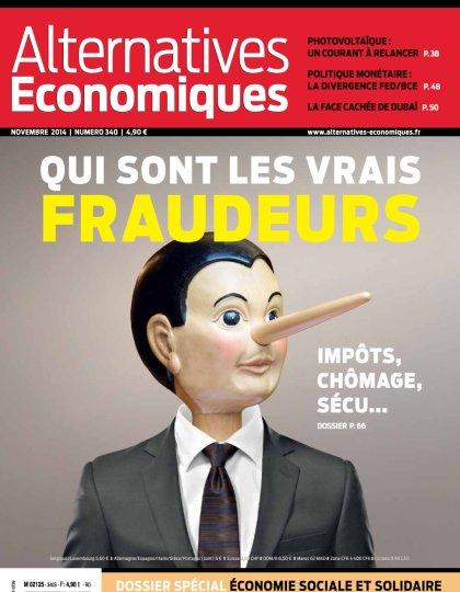 Alternatives Économiques No.340 - Novembre 2014