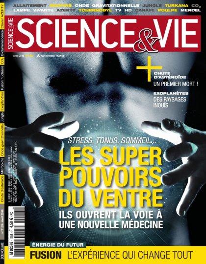 Science & Vie N°1183 - Avril 2016