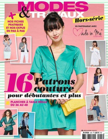 Modes & Travaux Hors-Série N°13 - Printemps/Ete 2016