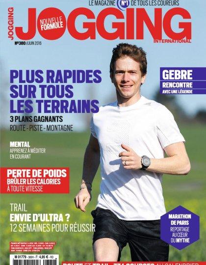 Jogging International N°380 - Juin 2016