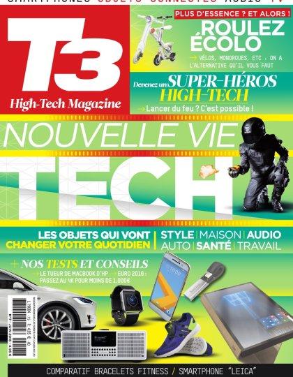 T3 HighTech Magazine N°7 - Juin 2016