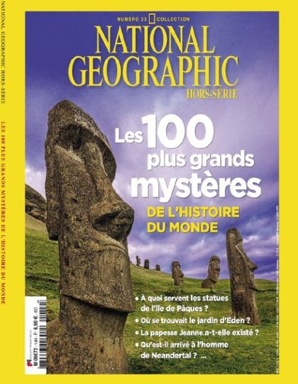 National Geographic France Hors-Serie No.23