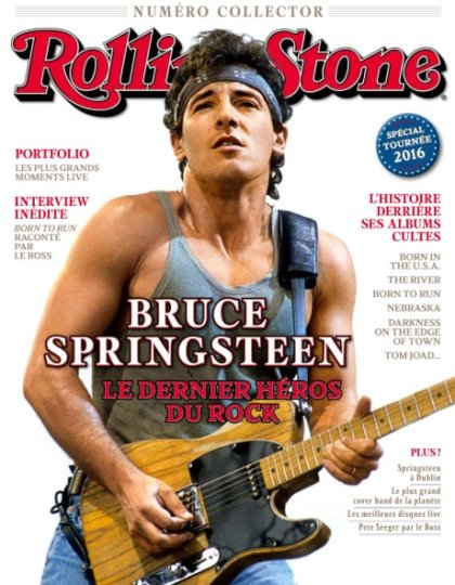 Rolling Stone Collector - Juillet 2016