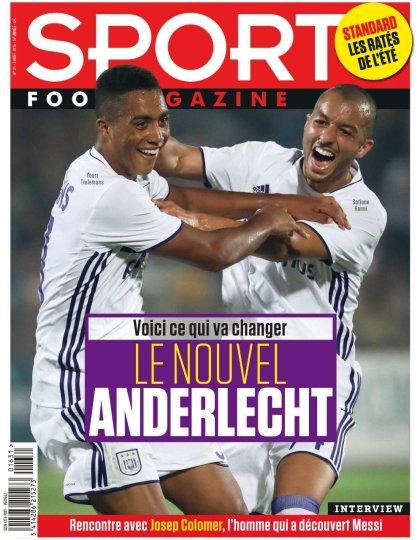 Sport Foot-Magazine No.31 du 03 Août 2016