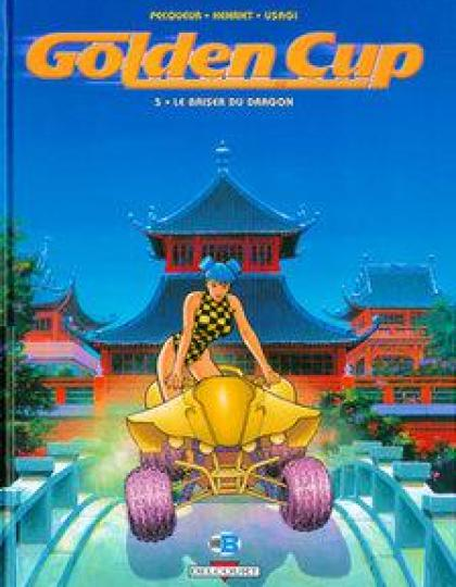 Golden Cup - Complete 05 Tomes
