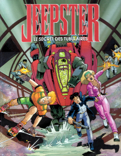 Jeepster - Tome 02