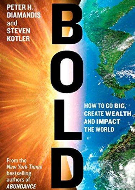 Bold How to Go Big, Create Wealth and Impact the World  pdf book