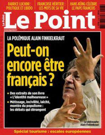 Le Point N°2143 du 10 au 16 Octobre 2013