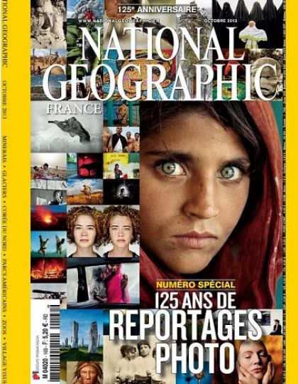 National Geographic N°169 - 125 ANS DE Reportages Photo