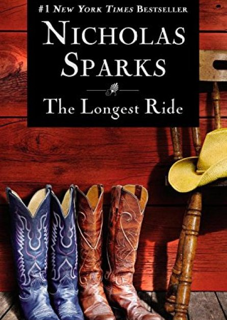 Nicholas Sparks The Longest Ride pdf free download