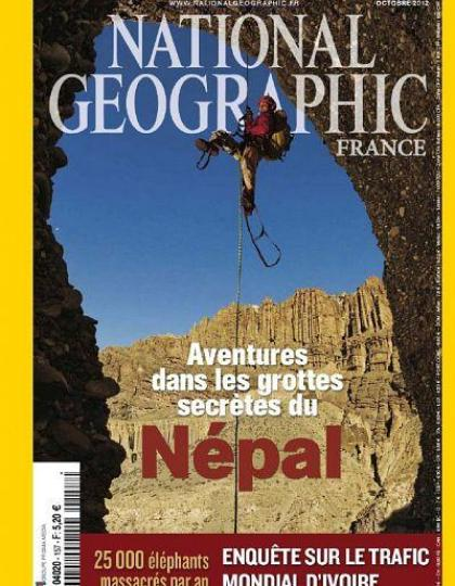 National Geographic N°157 - Octobre 2012