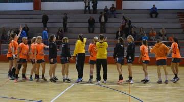 Prve točke v sezoni za ekipo članic in starejših deklic