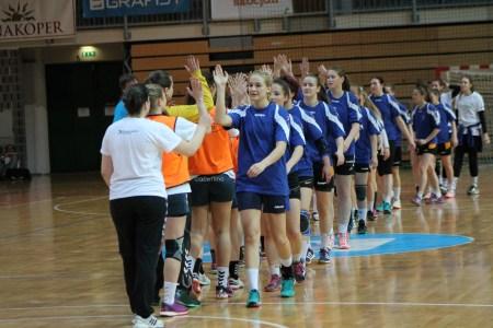 Prijateljska tekma Žurd Koper  - Kadetska reprezentanca Slovenije