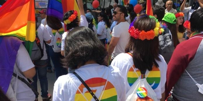 desfile lgbt
