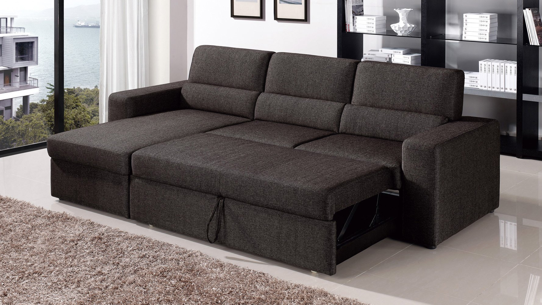 Small Sleeper Sofa Sectional With Chaise 1025thepartycom