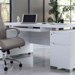 Ford Desk White