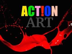 teambuilding-Action Art: Wir formen ein Team aus Künstlern, das sich von seiner kreativen Seite entdeckt. Hierbei ist loslassen gar nicht so einfach. Ohne Stereotype bedienen zu wollen: Ein Buchhalter stellte während eines Events fasziniert fest, wie viel Spaß und Freude ihm diese musische Fähigkeit berietet und dass er dieses Hobby fortführen möchte. Entdecken Sie überraschenden Fertigkeiten und Talente beim kollektiven Ausrasten während des Action Art Events von ZUSAMMENSPIEL