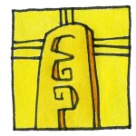 CIB Gelbe Kriegerwelle