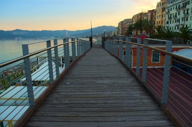 Savone Beach Bridge
