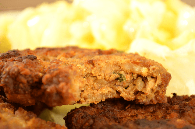 Ground Meat Fritters - Faširanci