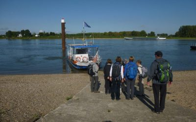 Wanderung Rheinauf – Rheinab vom 10.09.2017