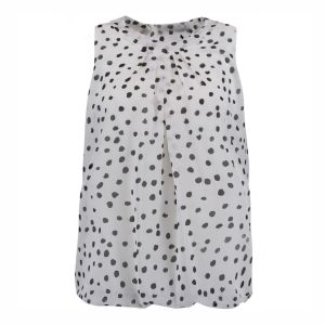 HAILYS Damen Bluse Top DOTTY offwhite Art.Nr. JY-1701063