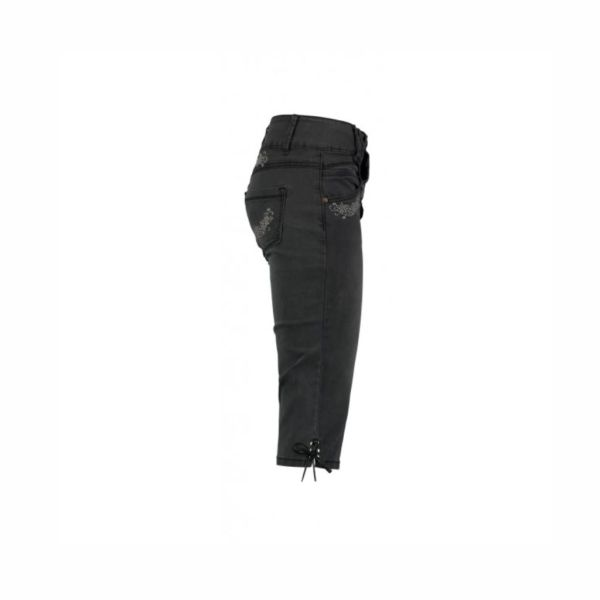 hailys_damen_dirndl_capri_jeans_sussi_black_seite