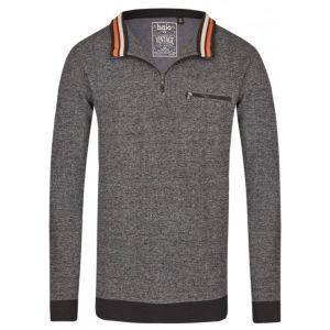 sweatshirt_hajo_maenner_zipper_grau_brusttasche_26478-100_01