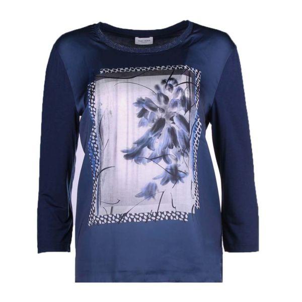 shirt_gerryweber_3-4arm_mrine_bedruckt_rundhals_270284-35084_8101_01