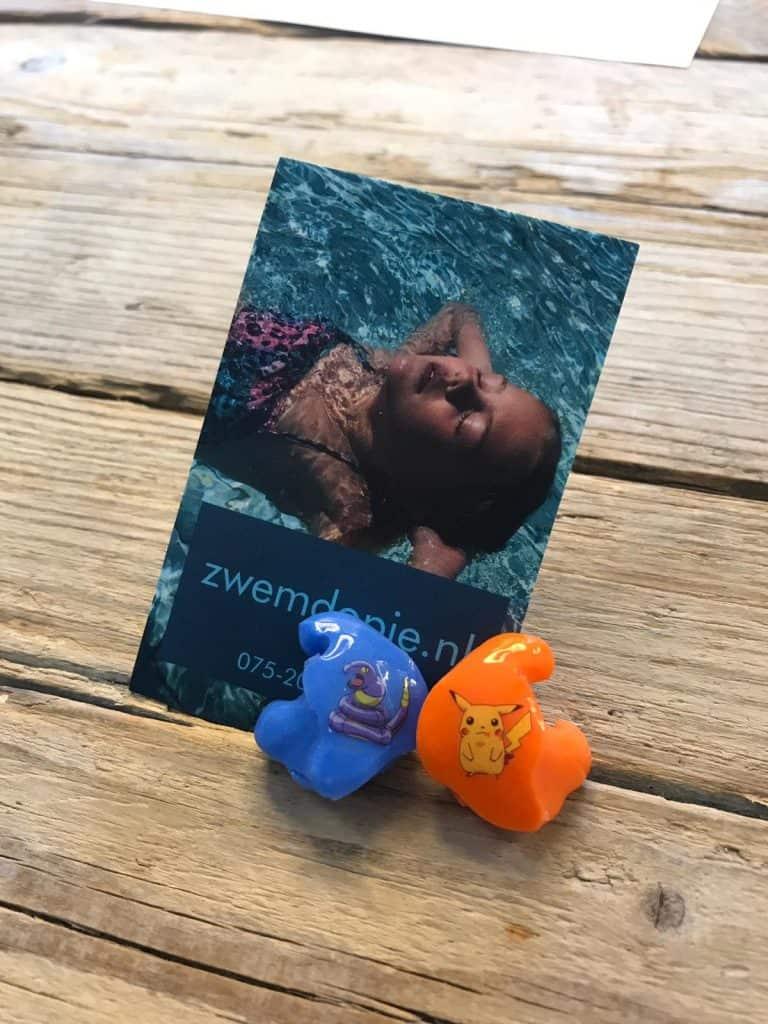 Zwemdopje van de maand bij Zwemdopje.nl