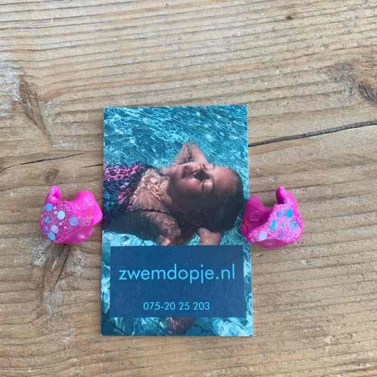 Beter Horen Zwemdop van zwemdopje.nl