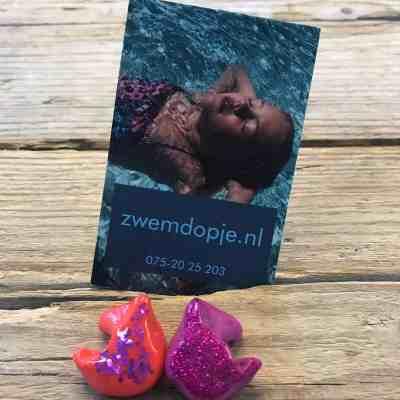 Beter horen zwemdoppen van zwemdopje.nl