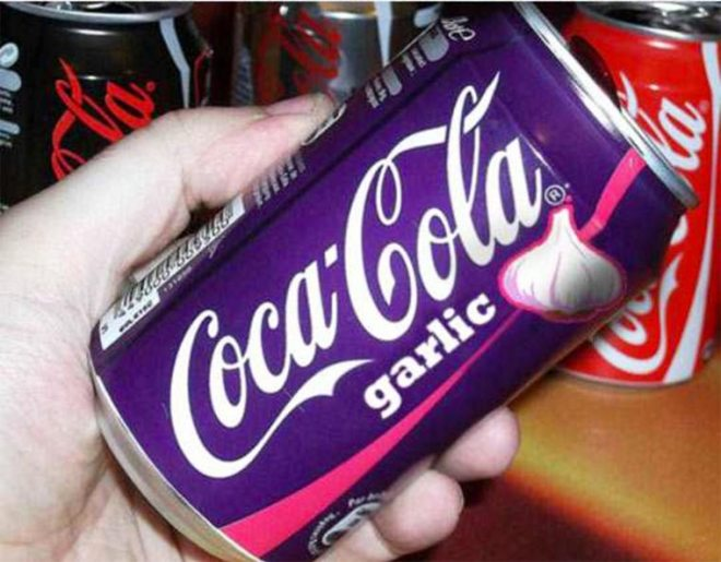 Garlic Coke