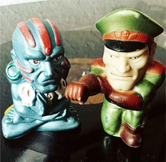 street fighter toys