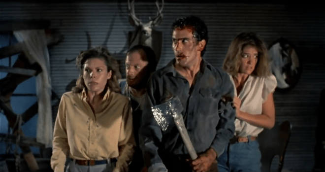 evil dead vs evil dead 2 essay Blog focused on sam raimi's evil dead universe featuring a never previously conceived timeline where all continuity issues have been fixed.
