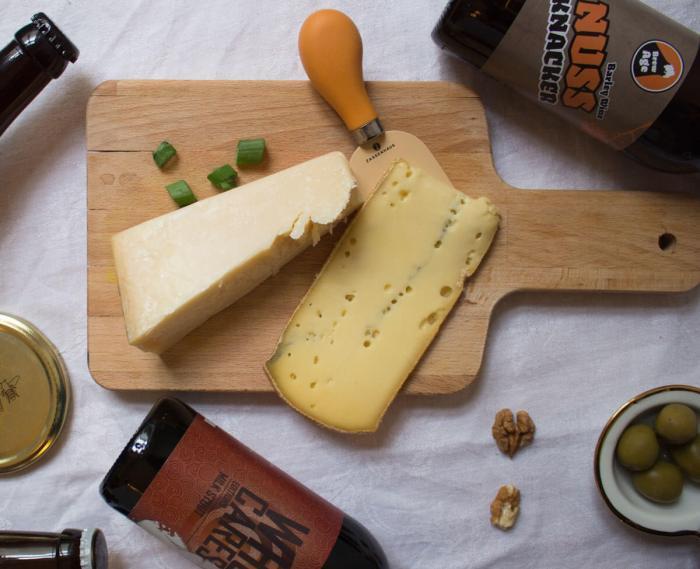 Dos and Don'ts beim Pairing von Käse und Bier