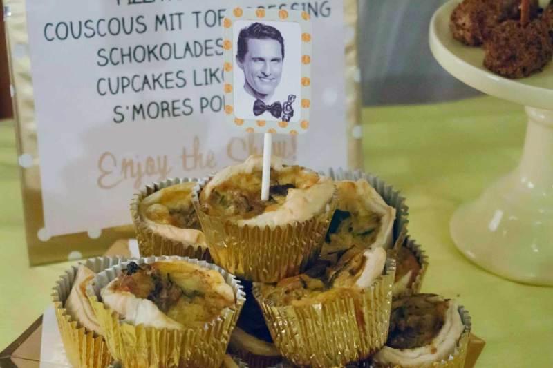 pikante muffins aus blätterteig