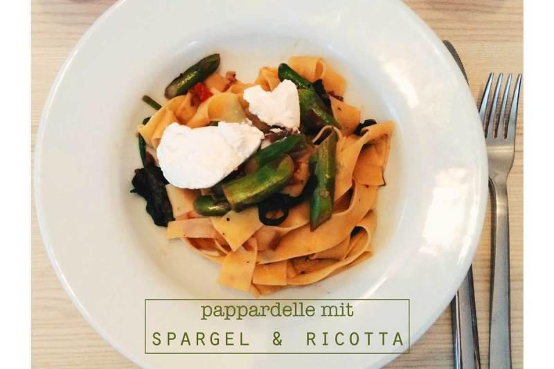 frühlings-pasta