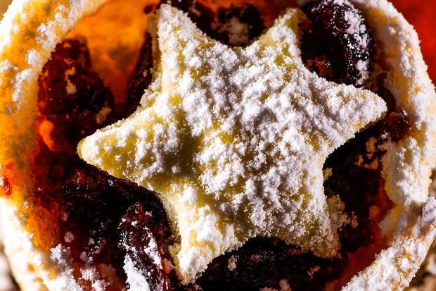 z widokiem na stół | ciasteczka Bożonarodzeniowe