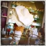 z widokiem na stół | zapiski podróżne Elba | gelato italiano