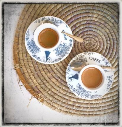 z widokiem na stół | zapiski podróżne Elba | kawa