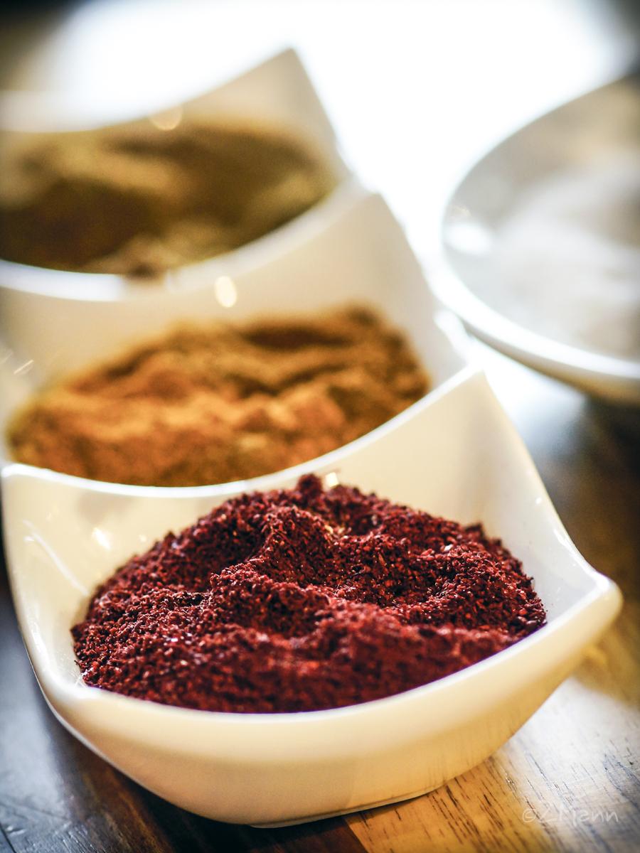 z widokiem na stół | kuchnia Bliskiego Wschodu
