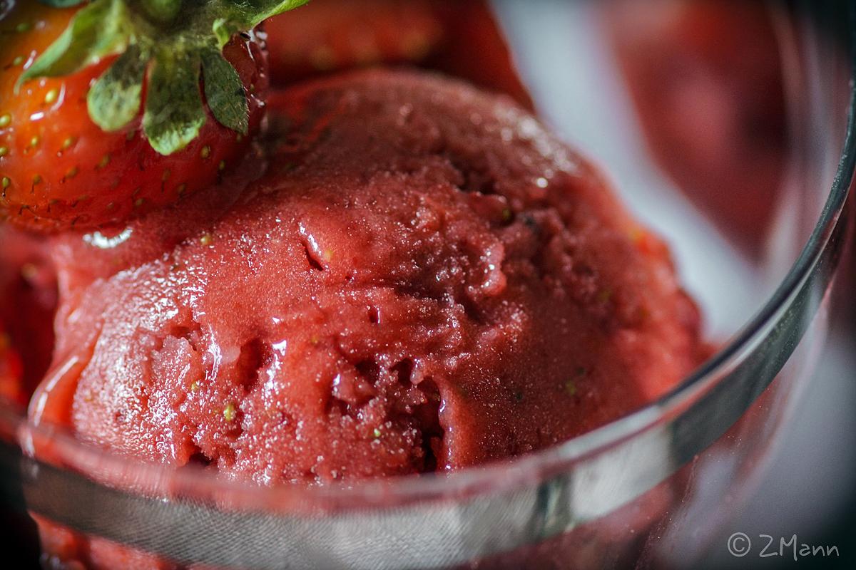 z widokiem na stół | zdrowe lody bez cukru
