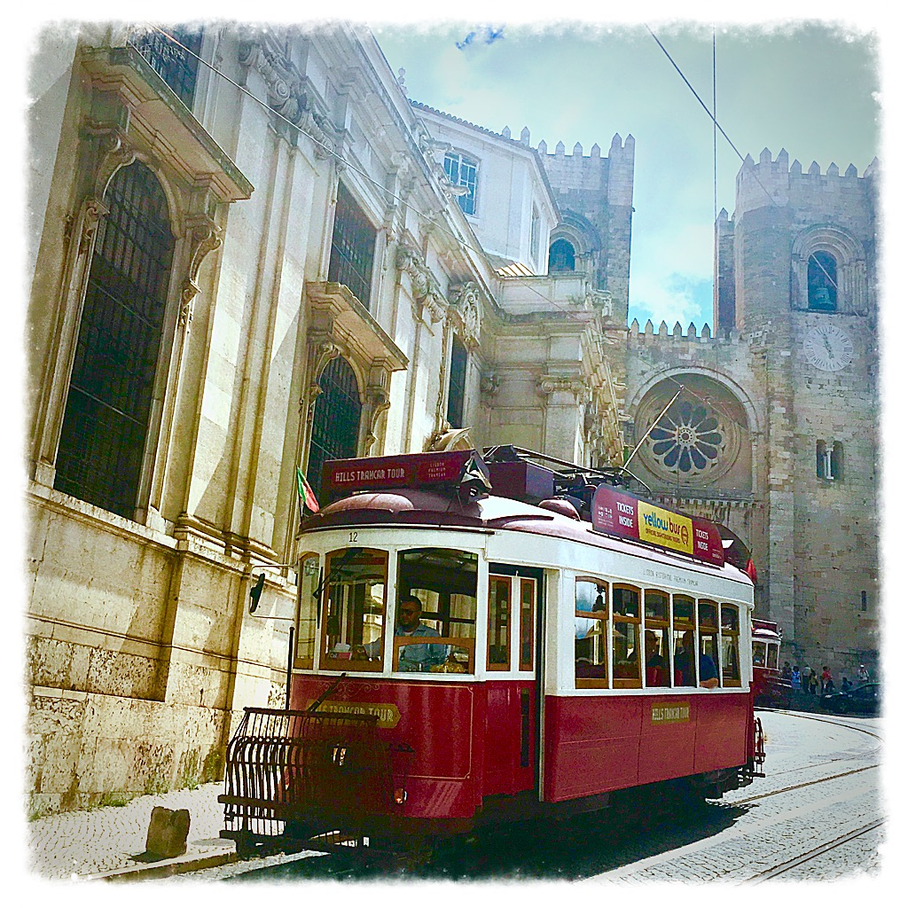 z widokiem na stół    |   travel notes Portugalia