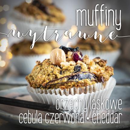 z widokiem na stol | wytrawne muffiny
